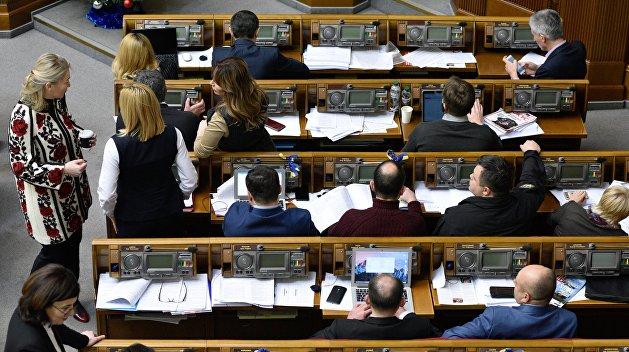 Чечило: Украинские депутаты отстаивают интересы олигархов