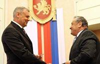 Крым послал Порошенко ответ на его сигнал