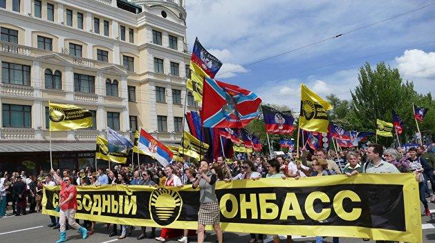 «Неуместный закон»: Донбасс расколол Украину — «Газета.ру»