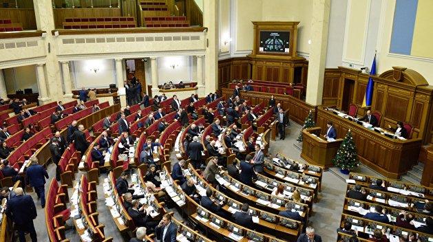 Савченко: Коллеги по Раде советовали сделать из парламента газовую камеру