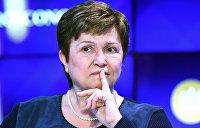 Глава МВФ дала Украине совет по достижению экономического успеха