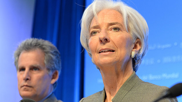 МВФ — Украине: денег нет, но вы держитесь!
