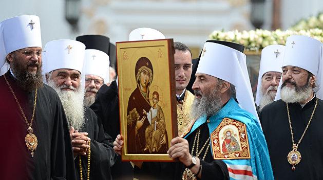 Депутаты Верховной Рады потребовали запретить УПЦ Московского патриархата