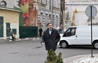 Саакашвили приняли в Польше как родственника гражданки Евросоюза — польские пограничники