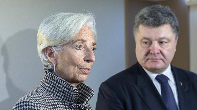 Эксперт: Вежливо, культурно и ласково МВФ может дотянуть Украину до дефолта