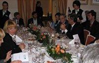 «Украинский завтрак» в Давосе 10 лет назад: Квасьневский и бутерброды, жена Ющенко и цензура