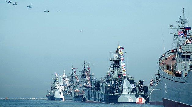 Черноморский флот отработал отражение массированного авиационного налета на Крым