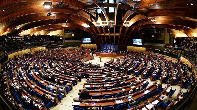 Министерство иностранных дел Украины обвинило ПАСЕ в отходе от принципов Совета Европы