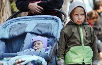 Второстепенные люди: Украина игнорирует переселенцев из Донбасса