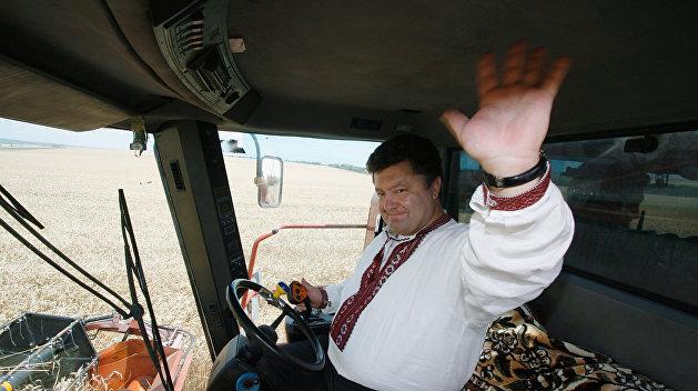 Олейник: Агросверхдержава семьи Порошенко