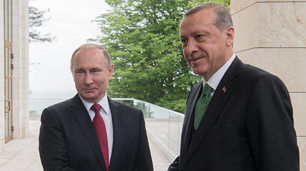 «Взгляд»: Почему Россия позволила Турции начать вторжение в Сирию