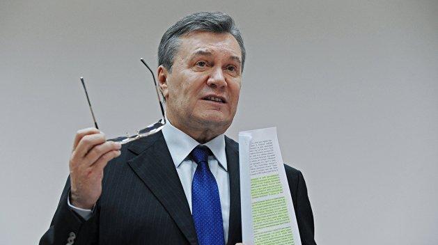 В Киеве продолжается процесс по делу Януковича