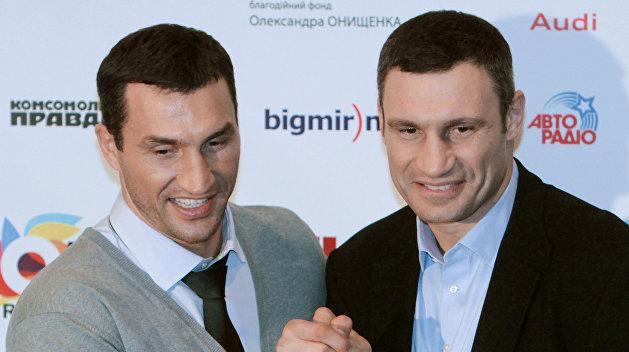 Кличко вызвал на бой боксер, проигравший ранее его брату