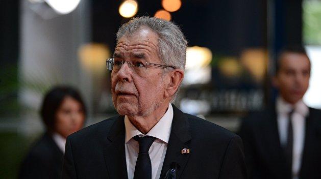 Президент Австрии удивился своим украинским корням