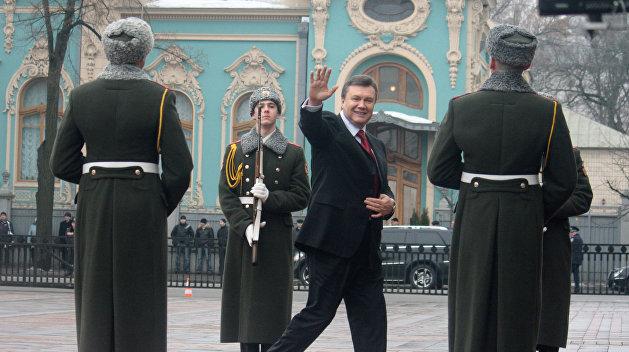 Украинские депутаты хотят добиться от России экстрадиции Януковича