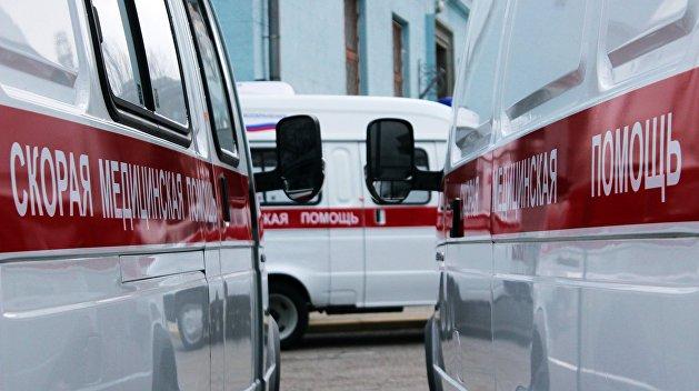 Автобус с туристами из Крыма попал в ДТП в Ростовской области
