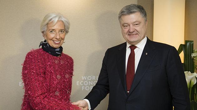 Экономист: Если украинская власть откажется от МВФ, ее сметут на Майдане