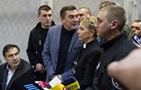 Ритуальные отношения: Тимошенко использует Саакашвили — политолог