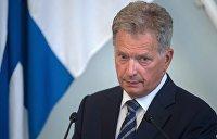 Финляндия готова направить миротворцев в Донбасс