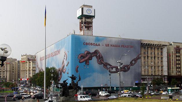 Стало известно, когда откроют отремонтированный Дом профсоюзов в Киеве