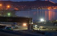 Крымский мост добавил Керчи варварских картинок
