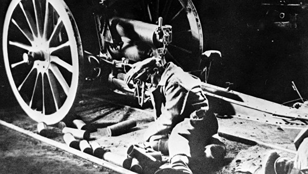 Забытые и проклятые: Довженко и его фильм «Арсенал»