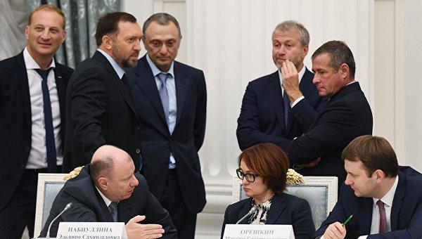 «Список друзей Путина»: замах на рубль, а удар на копейку