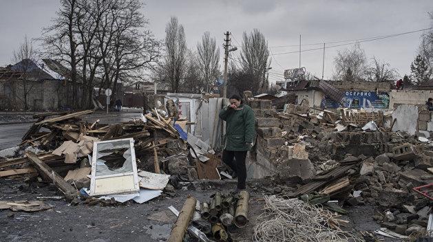 В Ростове началась международная акция «Останови геноцид жителей Донбасса»