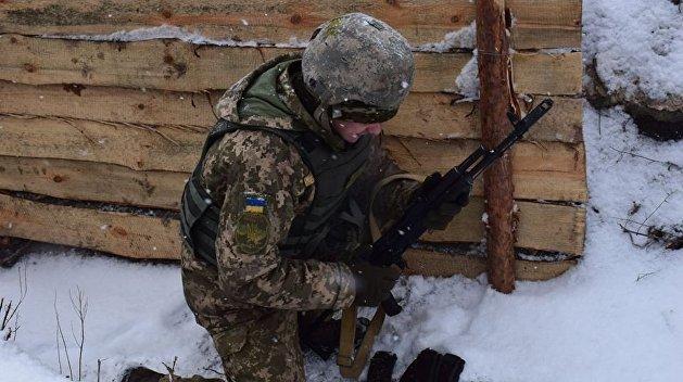 Бойцы ВСУ подорвались на мине при попытке проникнуть в ДНР