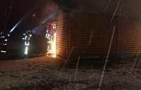 Во Львове радикалы подожгли православный храм