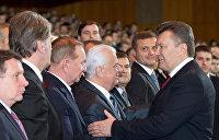 Родословная украинской коррупции
