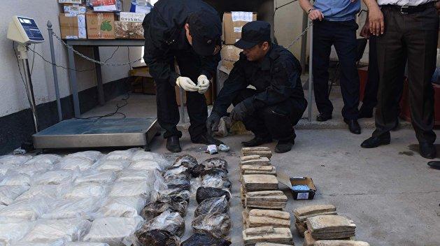 Украина стала главным поставщиком наркотиков в Россию