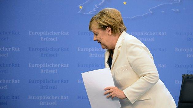 «Взгляд»: Ангела Меркель пошла ва-банк