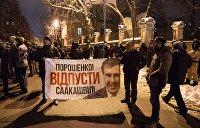 Прикрытие: Гужва понял, почему Саакашвили депортировали именно сейчас