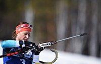 Олимпиада: Звезда украинского биатлона сочла участие в гонке бессмысленным