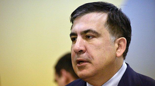 Саакашвили хочет, чтобы его судили на Украине