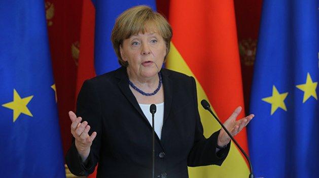 Меркель рассказала, на каком «фундаменте» продлевают санкции против России