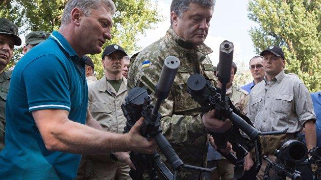 СМИ: Неконтролируемое распространение оружия может стать всеукраинской проблемой