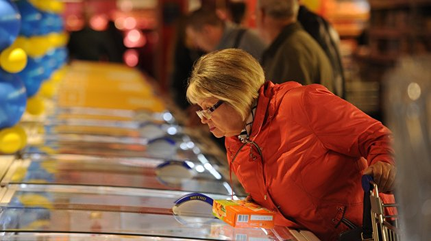 Елена Лукаш: Украинцы тратят на еду 90% своих доходов