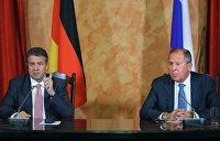 Глава МИД ФРГ назвал условие реализации проекта «Северный поток - 2»