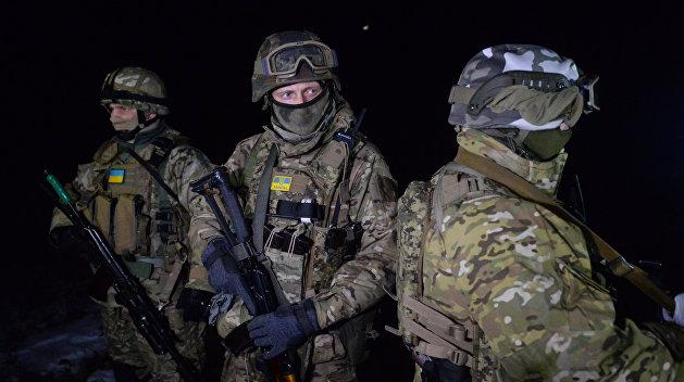 ЛНР: Украинские силовики заняли участок разведения сил возле Золотого