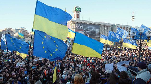 МИД ФРГ: Вступление Украины в ЕС не обсуждается