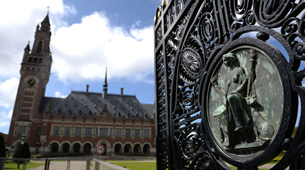 Порошенко поручил подготовить иск в Гаагский трибунал против России