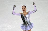 Российская фигуристка установила мировой рекорд в короткой программе на Олимпиаде