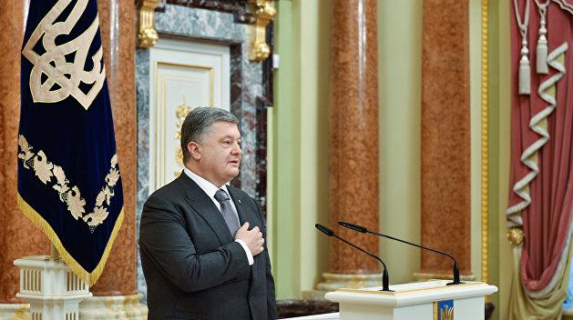Порошенко не приедет в суд и будет давать показания из Администрации президента