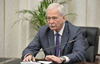 Грызлов: Власти Украины хотят разжечь войну в Донбассе
