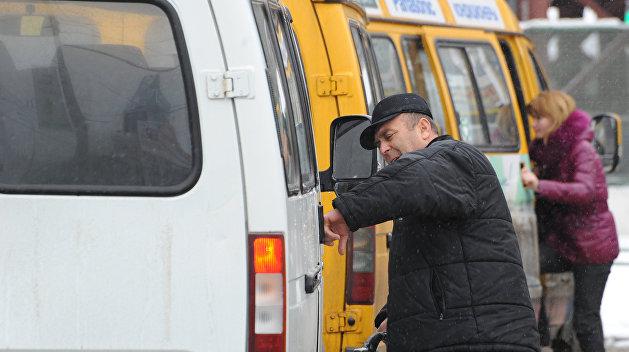 Приехали: Водители маршруток устроили забастовку в Николаеве