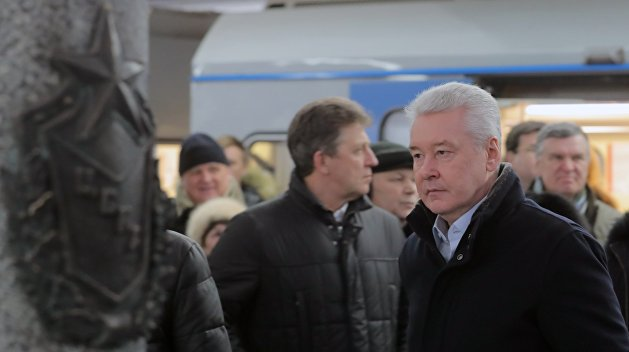 В Москве открыли первый участок Большой кольцевой линии метро