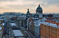 Петербург прирастает киргизами и украинцами