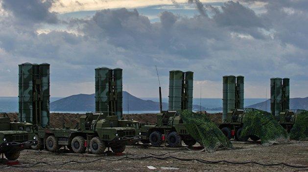 Оборона Крыма: С-400 взяли под контроль небо над Черным морем